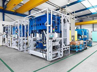 ماشین های مخلوط کن  فشار بالا برای تولید محصولات مختلف